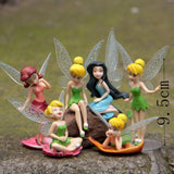 Fairy garden miniatures princess