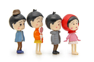 Anime Cartoon Mini Toys