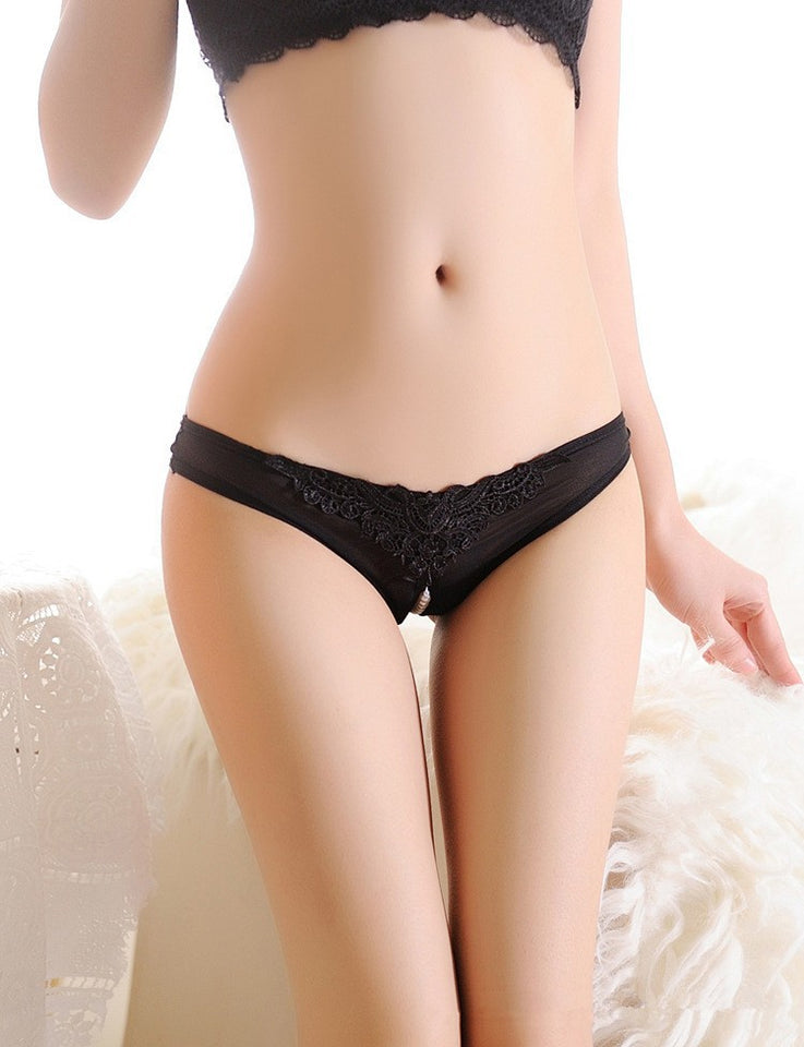 Lace G-String comfortable Thongs