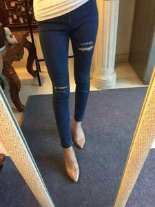 Skinny Ankle Pencil Jean