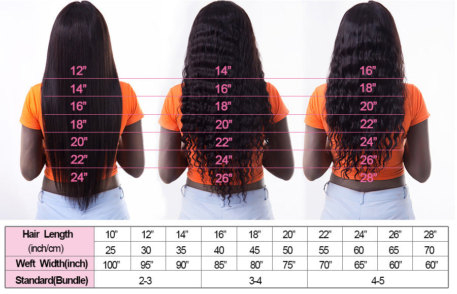 Wave Brazilian Hair Weave Bundles