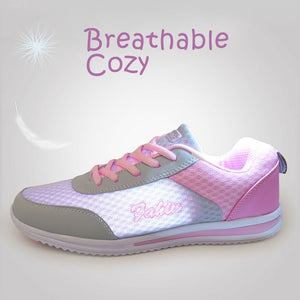 Light Platform Breathable Shoes