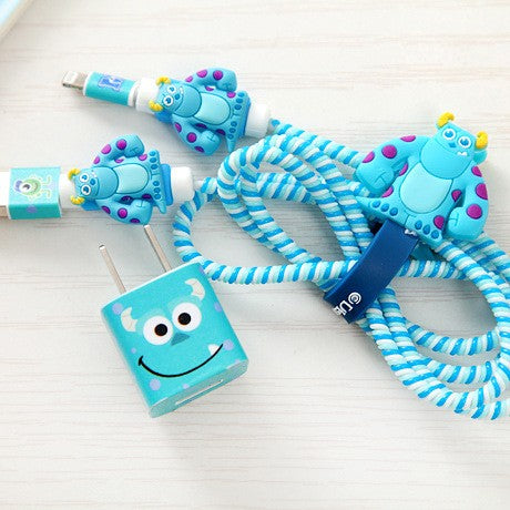 Cartoon USB Charger cable cord