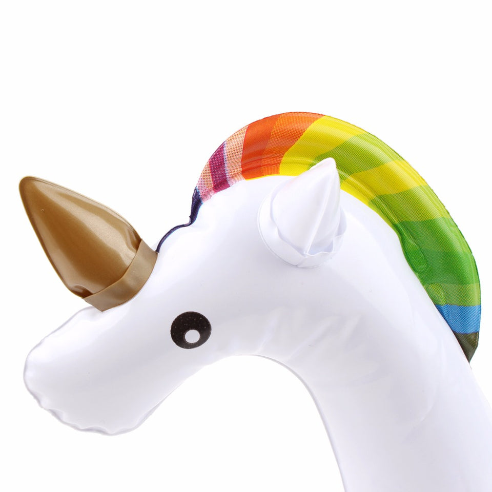 Unicorn Inflatable Cup Holder