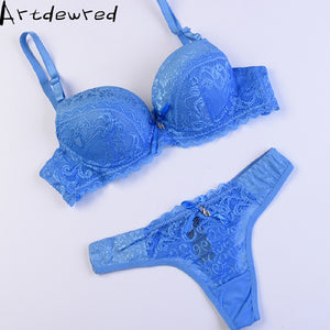 Sexy Lace Bra And Panty Sets