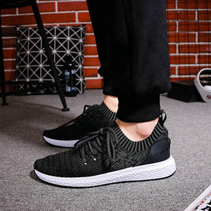 Breathable Lace up shoes