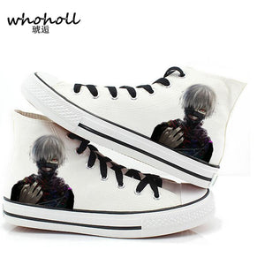 Men women casual canvas shoes