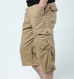 Men Baggy Army Cargo
