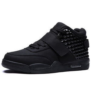 Casual Breathable Wedge Trainers Boots