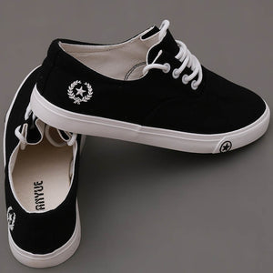 Lace up Canvas Shoes