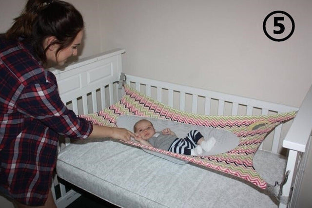 Baby crib portable bed