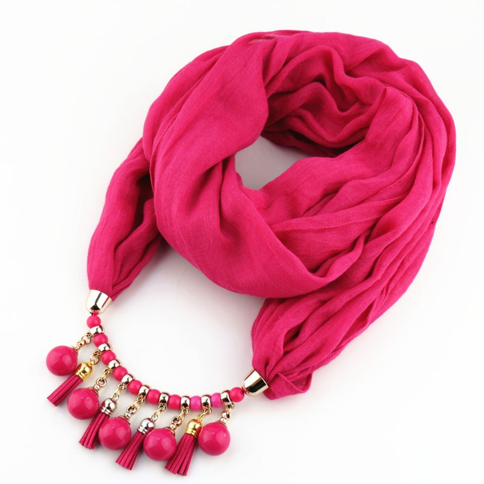Necklace Women's Shawls