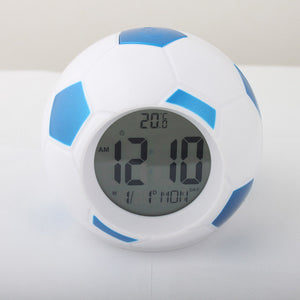 Temperature Display LED Alarm Clock