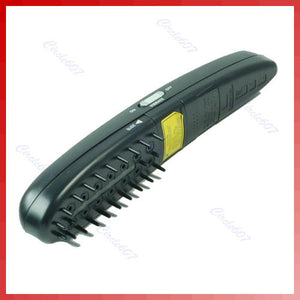 Laser Power Grow Comb