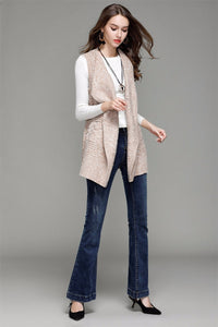 Knitted Waist Belt shrug