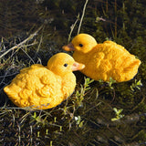 Floating Yellow Ducks For Pool Lawn