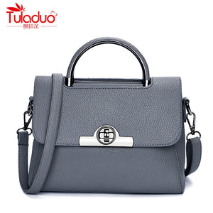 Small Lock Women Handbags