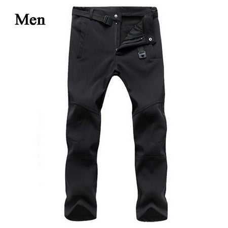 Stretch Waterproof Casual Pants