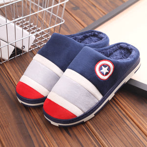 Captain America Indoor Shoes