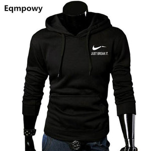 Hip-Hop Male Hoodies