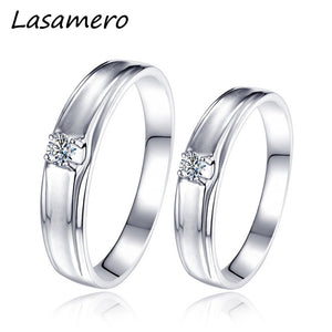 Natural Diamond Couple Rings