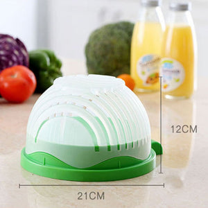 Salad Maker Bowl, Washers & Choppers