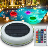 Under water Solar Power Swimming Pool Light