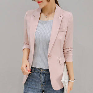 Long Sleeve Ladies Blazer
