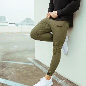 Male casual pants