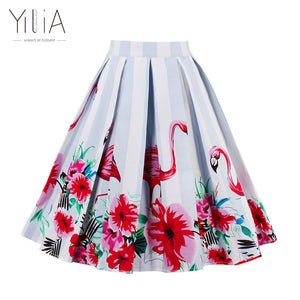 Long Maxi Midi High Waist Skirts