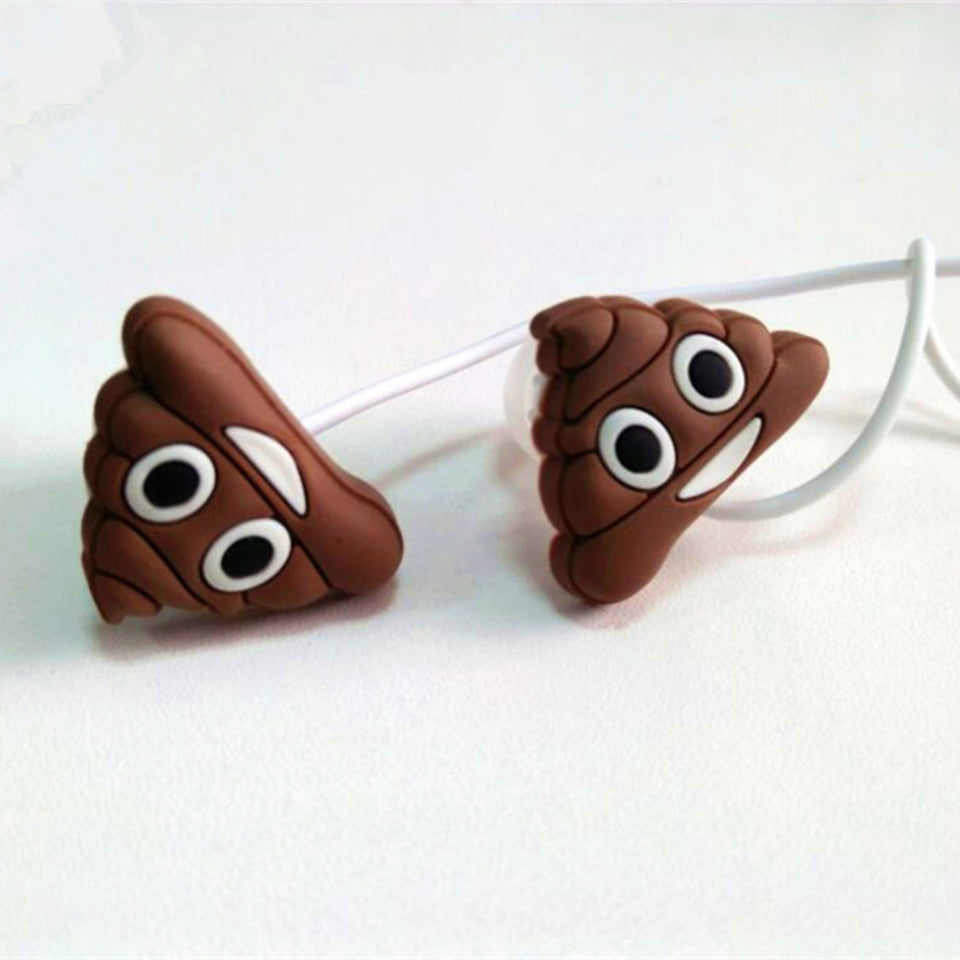 Cartoon  Earphones
