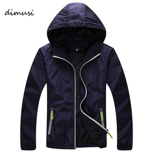 Windbreaker Skin Coat
