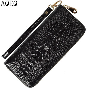 3D crocodile alligator clutch