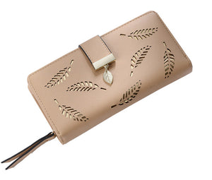 Leather Card Coin Holder