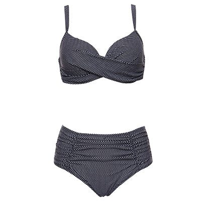 High Waisted Bikinis Set