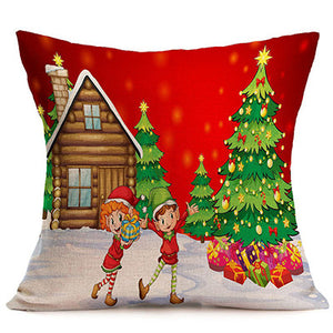 Christmas Decorations Pillowcase