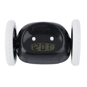 LCD Screen  Running Alarm Clock