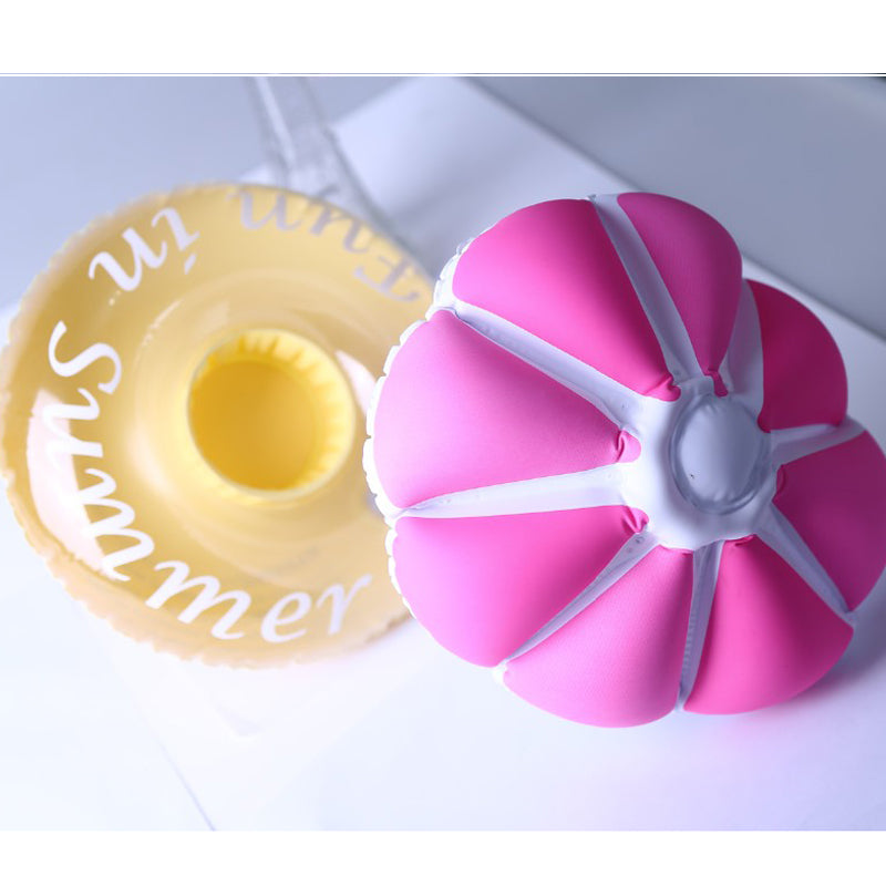 Inflatable Umbrella Drink Cup Holder