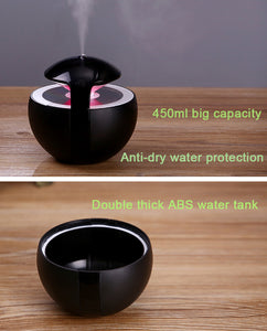 Ball Humidifier with Aroma Lamp