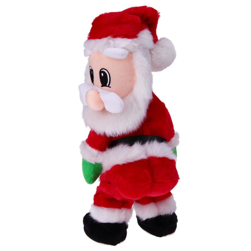 Christmas Santa Claus Dancing Doll