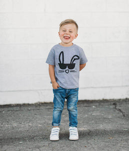 Mother Toddler Baby Matching T-shirt