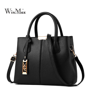 Leather Tote High Quality Handbag