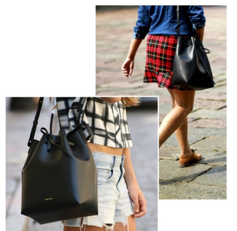 Shoulder Bucket bag