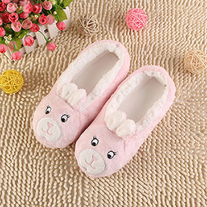 Animal Shape Home Slippers