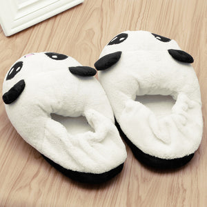 Cute Panda Slippers