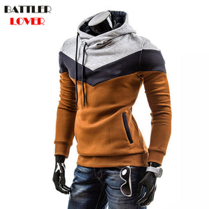 Slim Fit Hooded Sweatshirt