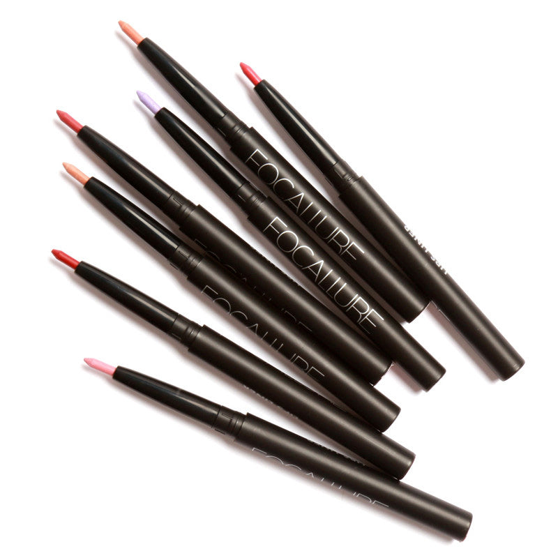 Waterproof Makeup Lipliner Pencils