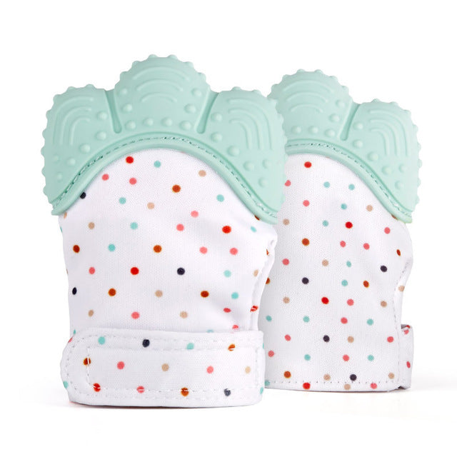 Silicone Teether Glove