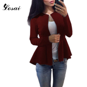 Long Sleeve Dovetail Jacket