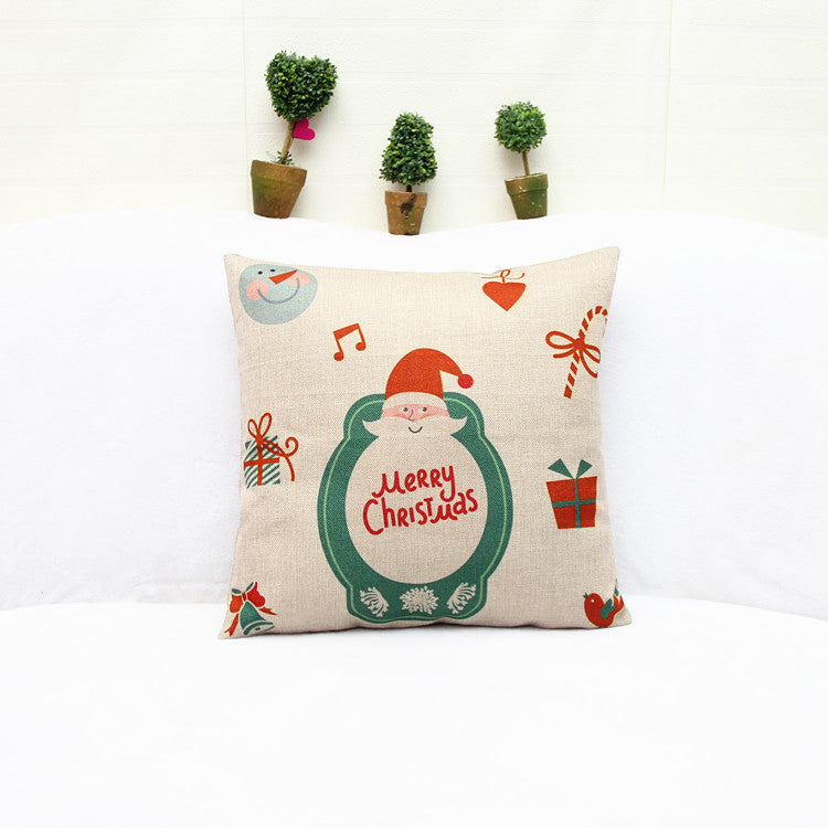 Christmas Santa Claus  Pillow